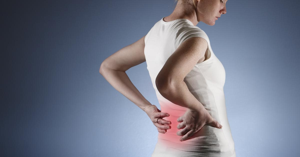 Downtown St. Louis, MO back pain treatment by Dr. Holland
