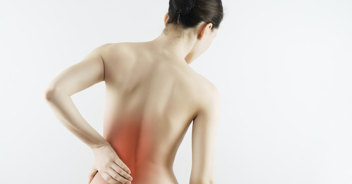 St. Louis, MO back pain treatment by Dr. Holland