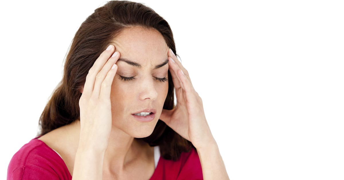 North St. Louis, MO natural migraine treatment by Dr. Holland
