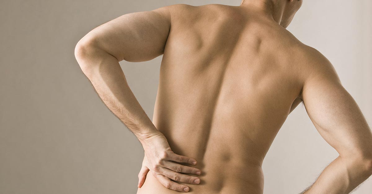 St. Louis, MO back pain treatment